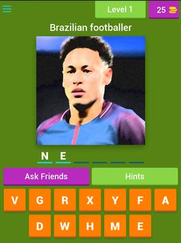 Guess The Football Player screenshot 18