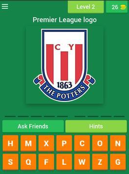 Picture Quiz - Premier League screenshot 14