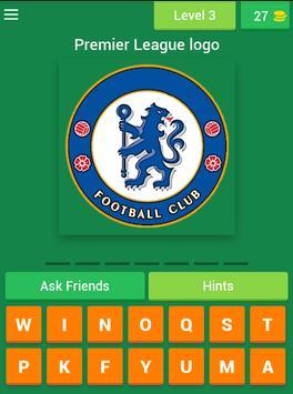 Picture Quiz - Premier League screenshot 15