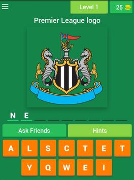 Picture Quiz - Premier League screenshot 12