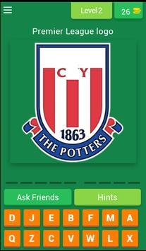 Picture Quiz - Premier League screenshot 2