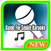 Guide for Smule Karaoke 2017 icon