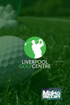 Liverpool Golf Centre poster