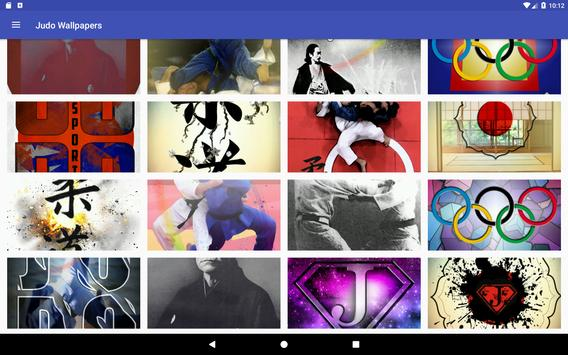Judo Wallpapers screenshot 3