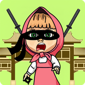 Ninja Masha Adventure icon