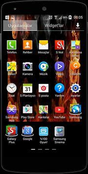 Fire Screen Live Wallpaper screenshot 4