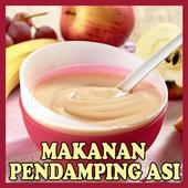 Makanan Pendamping ASI icon