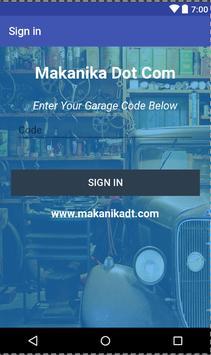 Makanika Dot Com Garages screenshot 1