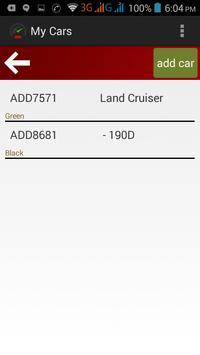 Connected Car apk screenshot