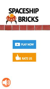 Spaceship Bricks poster