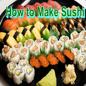 How to Make Sushi Recipes Videos icon