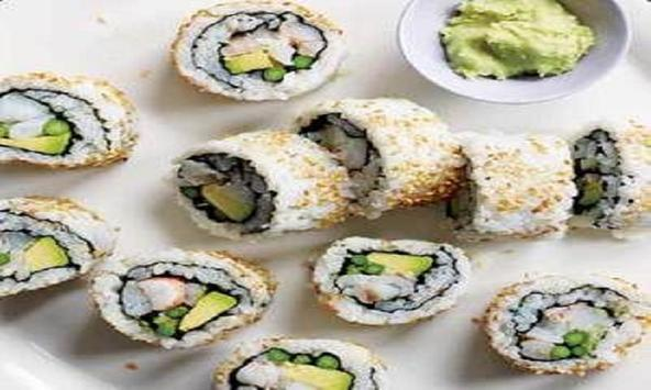 How to Make Sushi Recipes Videos poster