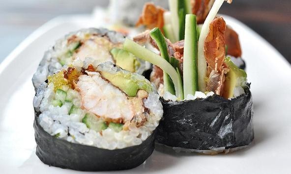 How to Make Sushi Recipes Videos apk screenshot