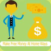 Make Free Money At Home - ways icon