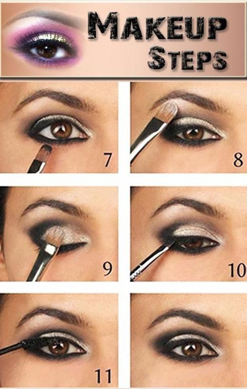 Easy Makeup Tutorial And Style For Android: Easy Makeup Tutorial And Style For Android