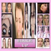 Makeup Tutorial icon