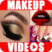 Makeup & Beauty Tips Video 2017 icon