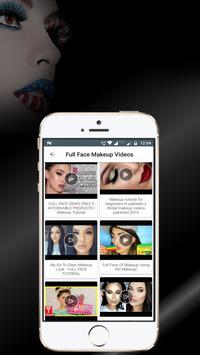 Makeup & Beauty Tips Video 2017 screenshot 9