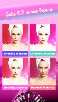 MakeUp Beauty Camera Filter poster