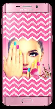 Beautiful Makeup Face Photo Effects poster