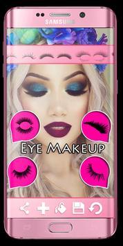 Beautiful Makeup Face Photo Effects screenshot 18