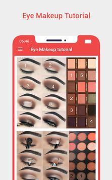Eye Makeup tutorial screenshot 1
