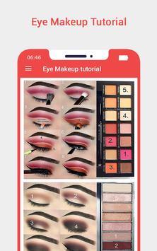 Eye Makeup tutorial screenshot 2