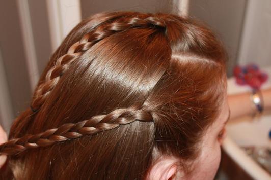 Girls hairstyles screenshot 13
