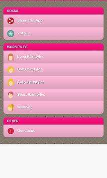Girls hairstyles screenshot 14