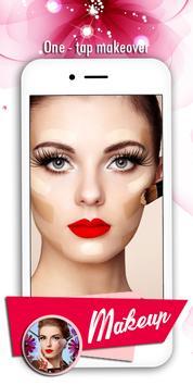 YouCam Makeup - Selfie Makeovers poster