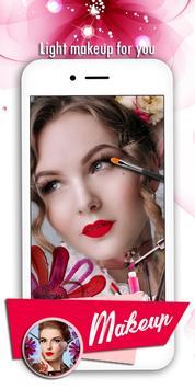 YouCam Makeup - Selfie Makeovers screenshot 2