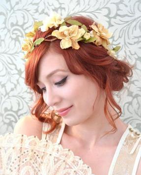 Flower Crown Hairstyle screenshot 3
