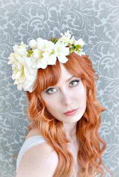 Flower Crown Hairstyle screenshot 11