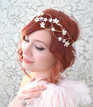 Flower Crown Hairstyle screenshot 2