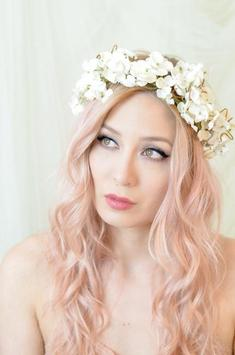 Flower Crown Hairstyle screenshot 5