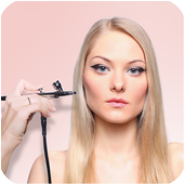 Airbrush Makeup Classes icon