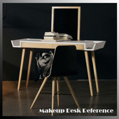 Makeup Desk Reference icon
