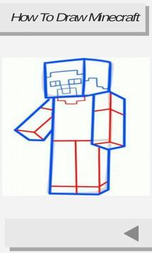 How to Draw Minecraft screenshot 3