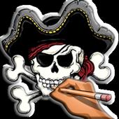 How to Draw Pirates icon