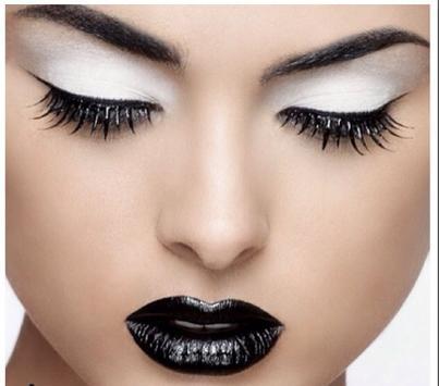 makeup lipstick poster