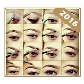 Eyebrow Makeup Tutorial icon