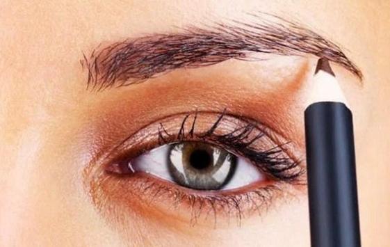 Eyebrow Makeup Tutorial poster