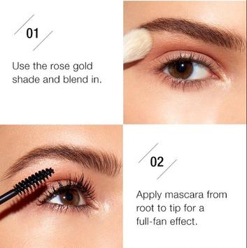 Makeup Tutorial for School Step by Step poster