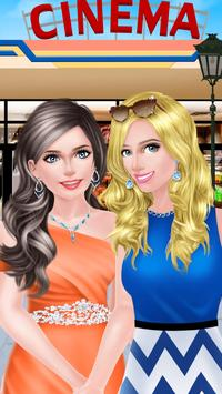 Celebrity BFF Fun Day Makeover poster