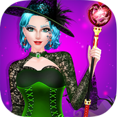 Face Paint Party: Spooky Salon icon