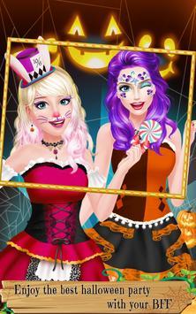 Face Paint Party: Spooky Salon screenshot 6