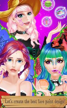 Face Paint Party: Spooky Salon screenshot 7