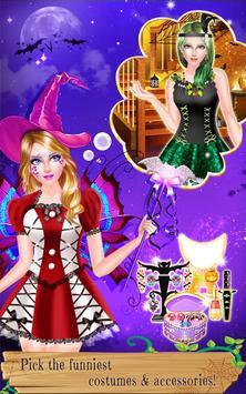 Face Paint Party: Spooky Salon screenshot 13