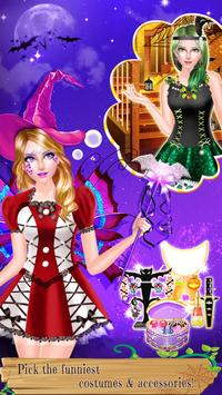 Face Paint Party: Spooky Salon screenshot 3