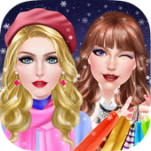 BFF Salon: Beauty Shopping Day icon